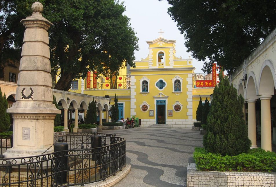 Macau_coloane_village_1